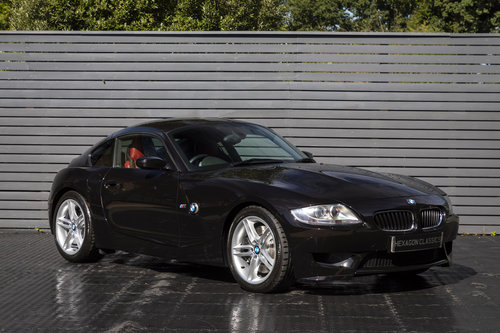 2007 BMW Z4M Coupe ONLY 14,300 MILES SOLD (picture 1 of 6)