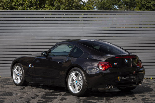 2007 BMW Z4M Coupe ONLY 14,300 MILES SOLD (picture 2 of 6)