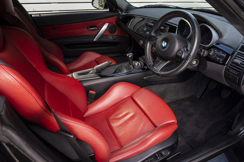 2007 BMW Z4M Coupe ONLY 14,300 MILES SOLD (picture 4 of 6)