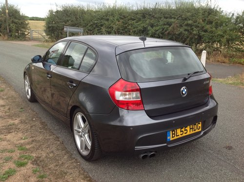 2005 BMW 130i M SPORT FBMWSH JUST SERVICED AT SYTNER SOLD (picture 4 of 6)