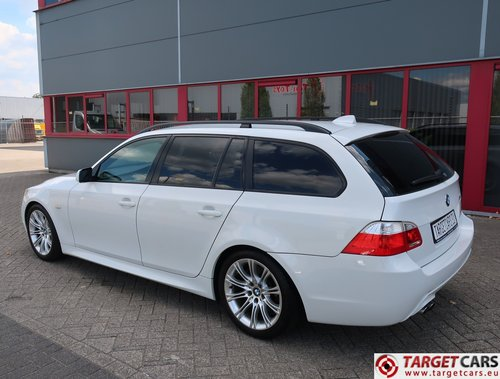 2005 BMW 525i Touring E61 M-Sport RHD For Sale (picture 4 of 6)