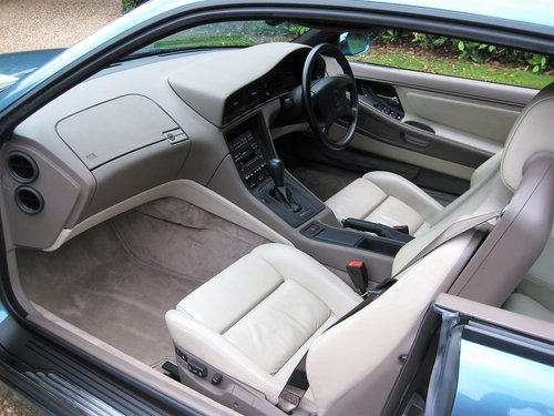 1997 BMW 840Ci Sport With Just 5,900 Miles & 1 Owner From New For Sale (picture 3 of 6)