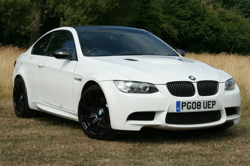 2008 BMW M3 Coupe Manual SOLD | Car And Classic