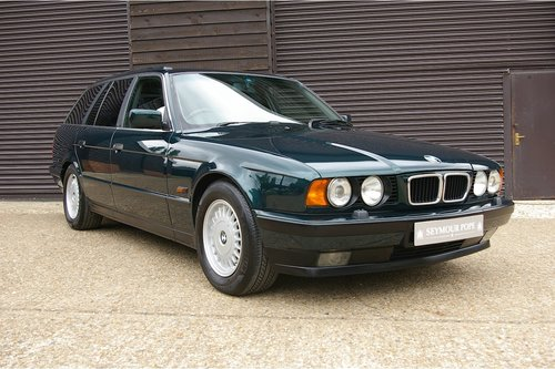 1994 BMW E34 525i Touring Automatic (47,857 miles) SOLD (picture 2 of 6)
