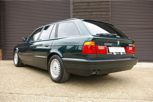 1994 BMW E34 525i Touring Automatic (47,857 miles) SOLD (picture 3 of 6)