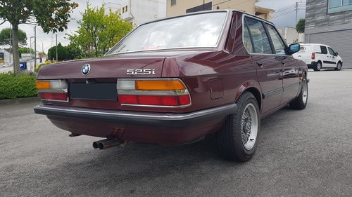 BMW 525 E12 - 1980 For Sale (picture 6 of 6)