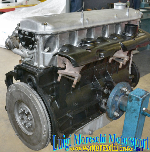 1972 BMW M30B28V Engine - BMW 2800 Cs  E9 For Sale (picture 2 of 12)