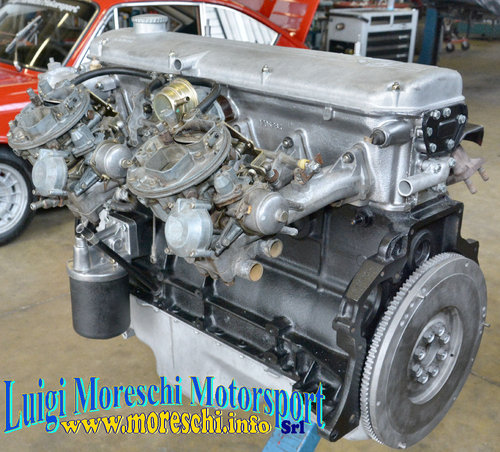 1972 BMW M30B28V Engine - BMW 2800 Cs  E9 For Sale (picture 4 of 12)
