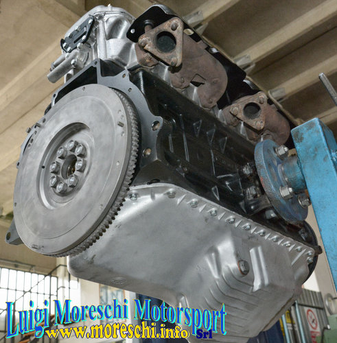 1972 BMW M30B28V Engine - BMW 2800 Cs  E9 For Sale (picture 6 of 12)