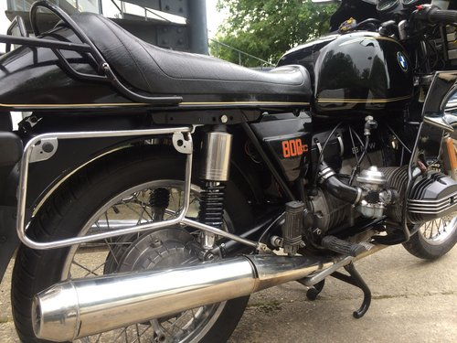 1980 BMW R80 in RS trim SOLD (picture 2 of 6)