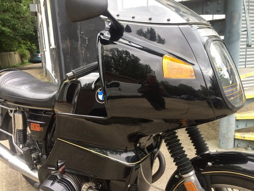 1980 BMW R80 in RS trim SOLD (picture 6 of 6)