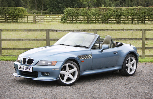 1999 BMW Z3M Roadster 2.8i **NOW SOLD** For Sale (picture 1 of 6)