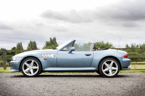 1999 BMW Z3M Roadster 2.8i **NOW SOLD** For Sale (picture 2 of 6)
