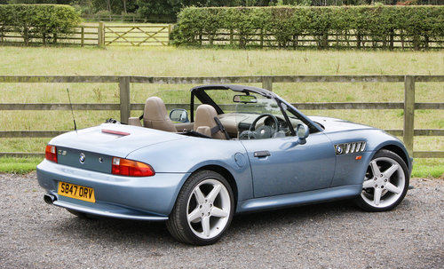 1999 BMW Z3M Roadster 2.8i **NOW SOLD** For Sale (picture 3 of 6)