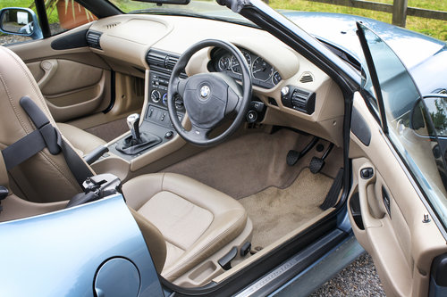 1999 BMW Z3M Roadster 2.8i **NOW SOLD** For Sale (picture 4 of 6)