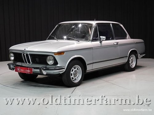 1975 BMW 1602 '75 For Sale (picture 1 of 6)