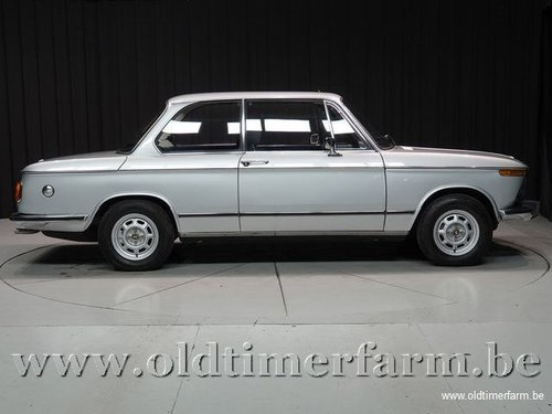 1975 BMW 1602 '75 For Sale (picture 3 of 6)
