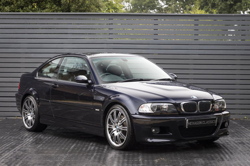 2006 BMW M3 3.2 E46 COUPE SMG SOLD (picture 1 of 6)