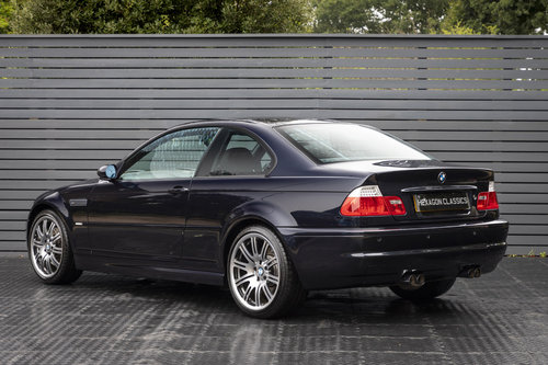 2006 BMW M3 3.2 E46 COUPE SMG SOLD (picture 2 of 6)