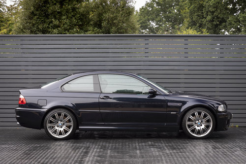 2006 BMW M3 3.2 E46 COUPE SMG SOLD (picture 3 of 6)
