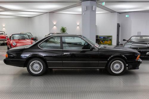 1989 BMW 635 CSi E24 LHD For Sale (picture 2 of 6)