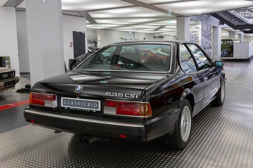 1989 BMW 635 CSi E24 LHD For Sale (picture 3 of 6)
