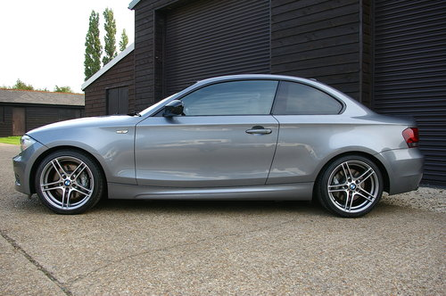 2012 BMW 135i Sport Plus DCT Auto Coupe (43,895 miles) SOLD (picture 1 of 6)
