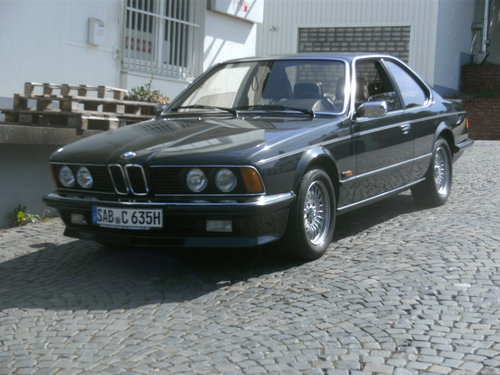 1986 BMW 635 CSI full concours worlds finest original For Sale (picture 1 of 6)
