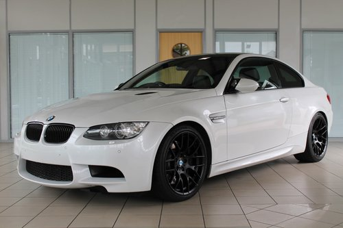 2012 61/12 BMW M3 Competition Pack DCT Coupe SOLD (picture 1 of 6)