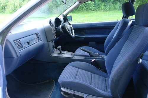 BMW E36 325i Coupe.. Auto.. Low Miles + FSH.. M-Tech Extras SOLD (picture 3 of 6)