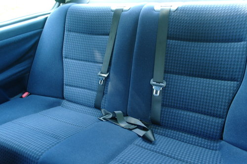 BMW E36 325i Coupe.. Auto.. Low Miles + FSH.. M-Tech Extras SOLD (picture 4 of 6)