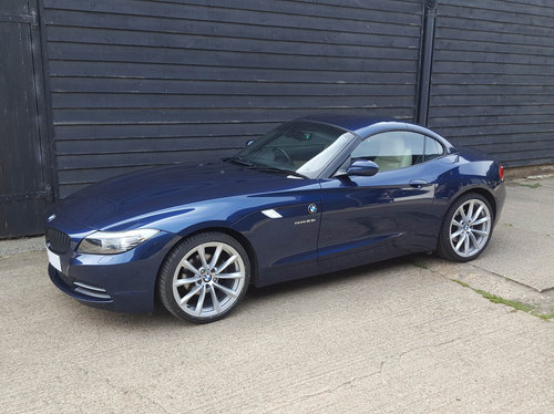 2011 BMW Z4 2.5 23i S-DRIVE Highline Edition (GOOD SPEC: F.s.h.)  For Sale (picture 4 of 6)