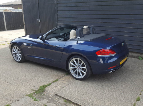 2011 BMW Z4 2.5 23i S-DRIVE Highline Edition (GOOD SPEC: F.s.h.)  For Sale (picture 5 of 6)