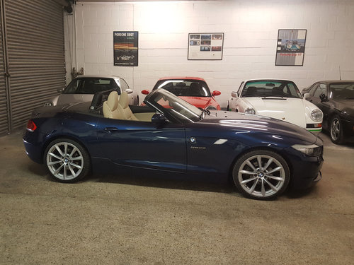2011 BMW Z4 2.5 23i S-DRIVE Highline Edition (GOOD SPEC: F.s.h.)  For Sale (picture 6 of 6)
