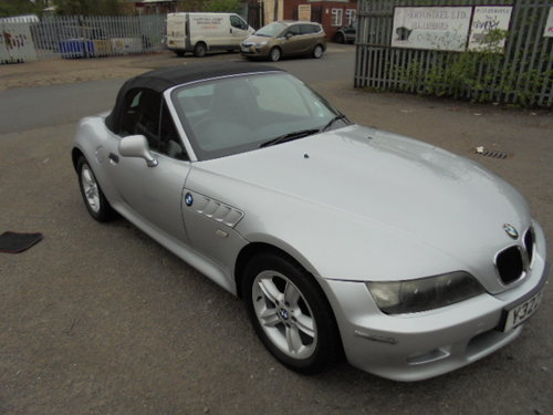 2001 bmw z3 roadster 1.9 manual. For Sale (picture 1 of 6)
