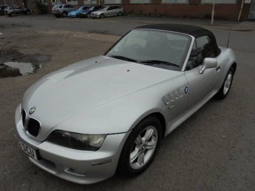 2001 bmw z3 roadster 1.9 manual. For Sale (picture 2 of 6)