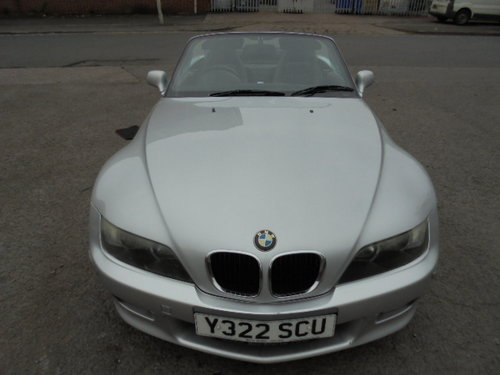 2001 bmw z3 roadster 1.9 manual. For Sale (picture 5 of 6)