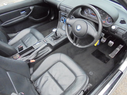 2001 bmw z3 roadster 1.9 manual. For Sale (picture 6 of 6)