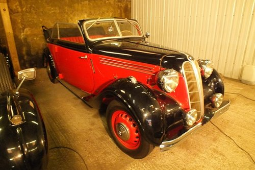 1937 A rare opportunity to buy a convertible 320 series BMW  For Sale (picture 3 of 6)