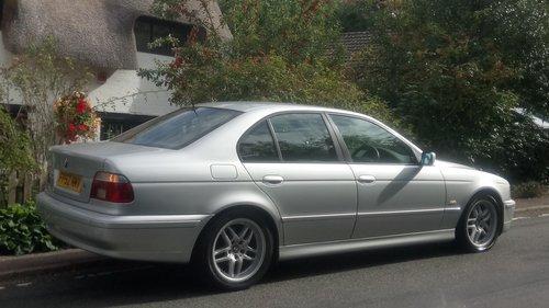 2002 BMW E39 520i ES SE Auto. Leather, split rim Alloys SOLD (picture 6 of 6)