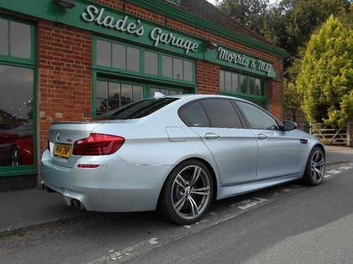 2014 BMW M5 Saloon DCT  SOLD (picture 3 of 4)