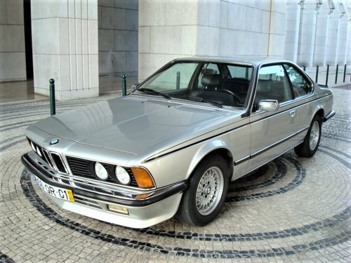 1982 BMW 635 CSI  For Sale (picture 1 of 6)
