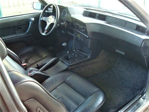 1982 BMW 635 CSI  For Sale (picture 3 of 6)