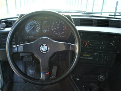 1982 BMW 635 CSI  For Sale (picture 4 of 6)