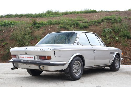 1972 BMW 3.0 E9 CSL // RESTORATION PROJECT For Sale (picture 2 of 6)