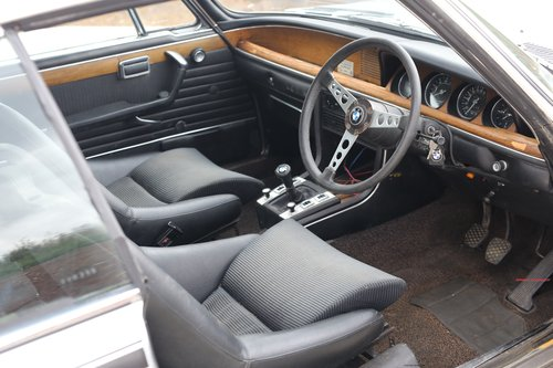 1972 BMW 3.0 E9 CSL // RESTORATION PROJECT For Sale (picture 3 of 6)