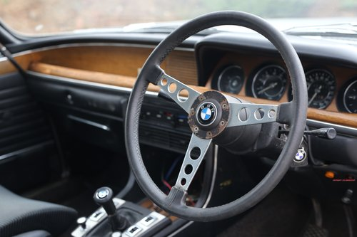 1972 BMW 3.0 E9 CSL // RESTORATION PROJECT For Sale (picture 4 of 6)