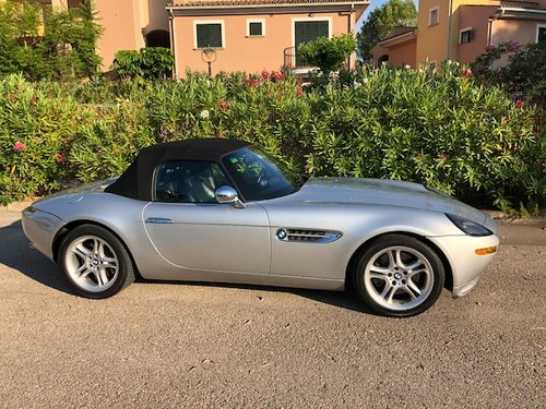 2000 BMW Z8. ONE OWNER. 36,000 MILES  For Sale (picture 1 of 6)