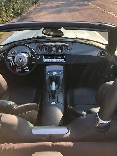 2000 BMW Z8. ONE OWNER. 36,000 MILES  For Sale (picture 6 of 6)