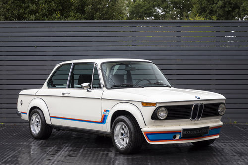 1975 BMW 2002 TURBO SOLD (picture 1 of 6)
